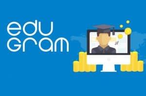 como ganhar dinheiro online com a edugram